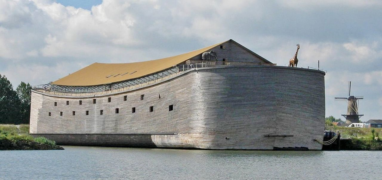 Noah's Ark Johan Huibers