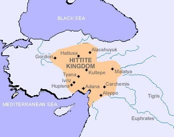 Hittite kingdom