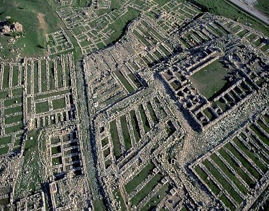 Hittite ruins