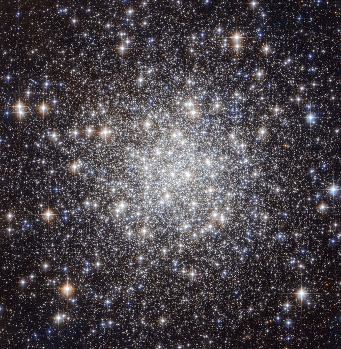 Number of stars